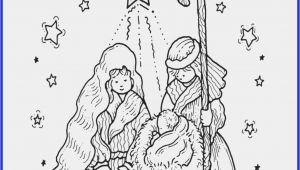 Coloring Pages Of Baby Jesus Printable Baby Jesus Coloring Page New Coloring Design Jesus Born