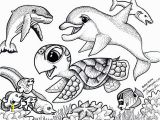 Coloring Pages Of Baby Sea Animals Baby Sea Animals Coloring Pages to Print for Kids