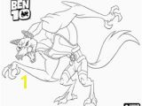 Coloring Pages Of Ben 10 Aliens Ben 10 Coloring Pages Printable Games 7