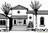 Coloring Pages Of Building Beautiful Cottage Coloring Page