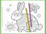 Coloring Pages Of Bunnies Printable Groovy Animals Coloring Pages Fun Printable E Book Of 20