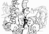 Coloring Pages Of Cat In the Hat Cat In the Hat Coloring Pages