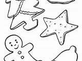 Coloring Pages Of Christmas Cookies Free Printable Christmas Cookies Coloring