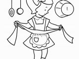 Coloring Pages Of Christmas Cookies Making Christmas Cookies Coloring Page