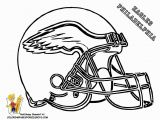 Coloring Pages Of College Football Teams Eagle Football Coloring Pages Football Helmet Coloring Page 01