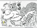 Coloring Pages Of Coral Reefs Coral Reef Coloring Pages Coral Reef Coloring Pages Simple Coral