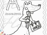 Coloring Pages Of Crocodiles Jungle Coloring Pages Alligator Crocodile Jungle Coloring Page