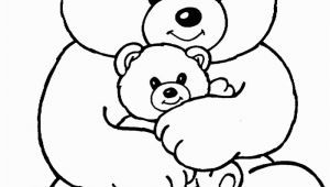 Coloring Pages Of Cute Teddy Bears Teddy Bear Coloring Pages for Kids