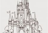 Coloring Pages Of Disney Castle Disney World Castle Coloring Pages Free