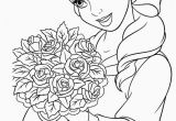 Coloring Pages Of Disney Princess Belle Belle Disney Coloring Pages In 2020