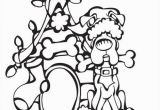 Coloring Pages Of Dog Houses Christmas Coloring Pages Christmas Coloring Pages