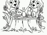 Coloring Pages Of Dogs Printable Awesome Coloring Pages Dog to Print Picolour