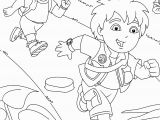 Coloring Pages Of Dora and Diego Diego with Dora Coloring Pages for Kids Printable Free