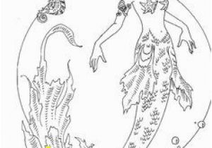 Coloring Pages Of Fairies and Mermaids 108 Best Artist Amy Brown Coloring Images On Pinterest
