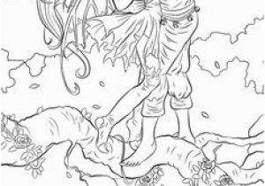 Coloring Pages Of Fairies and Mermaids 247 Best Coloring Pages Fairies Images On Pinterest