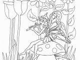 Coloring Pages Of Fairies and Pixies Coloring Pages for Kids by Mr Adron Pixie Fairy Print