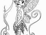 Coloring Pages Of Fairies and Pixies Pixie Hollow Fairies Coloring Page Netart