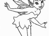 Coloring Pages Of Fairies and Pixies Pixie Hollow Fairy Coloring Pictures