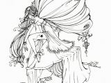 Coloring Pages Of Fairies and Pixies Sketches Fairies and Pixies Coloring Pages