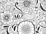Coloring Pages Of Flowers for Teenagers Difficult Coloring Pages for Teens – Coloringcks