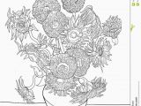 Coloring Pages Of Flowers Printable Flower Coloring Sheets for Preschoolers Di 2020 Dengan Gambar