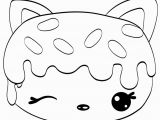 Coloring Pages Of Food with Faces Kawaii Sprinkles Donut Coloring Pages