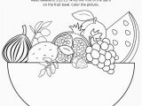 Coloring Pages Of Fruit Of the Spirit Fruit Of the Spirit Coloring Page for Kids