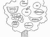 Coloring Pages Of Fruit Of the Spirit Fruit Of the Spirit Coloring Page