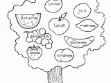 Coloring Pages Of Fruit Of the Spirit Fruit Of the Spirit Coloring Pages Printable