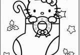 Coloring Pages Of Hello Kitty Christmas Free Christmas Pictures to Color