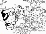 Coloring Pages Of Hello Kitty Halloween Hello Kitty Halloween Coloring Page Part 1
