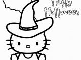 Coloring Pages Of Hello Kitty Halloween Hello Kitty Halloween Coloring Pages Easy