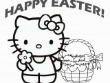 Coloring Pages Of Hello Kitty Happy Easter Coloring Page to Print 1542—1314