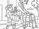 Coloring Pages Of Helping Others Serving Others Coloring Pages