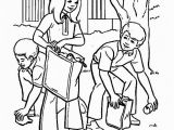 Coloring Pages Of Helping Others Simple Coloring Pages Helping Others Bible Sheets Dorcas top 10
