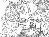 Coloring Pages Of Hunting Erviny Hunter by On