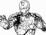 Coloring Pages Of Iron Man Iron Man Sketch with Images