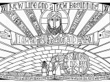 Coloring Pages Of Jerusalem Stations Of the Cross Coloring Posters