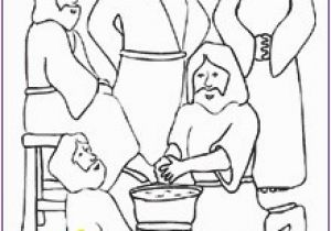Coloring Pages Of Jesus Washing His Disciples Feet Coloring Pages Jesus Washing His Disciples Feet Unique Disciples