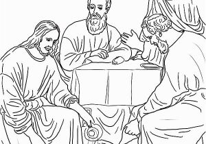 Coloring Pages Of Jesus Washing His Disciples Feet Jesus Washing the Disciples Feet Coloring Page Jesus Washing the
