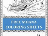 Coloring Pages Of Luau Moana Coloring Pages