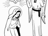 Coloring Pages Of Mary and the Angel Gabriel Library Of Mary and Gabriel Freeuse Png Files
