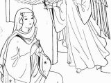 Coloring Pages Of Mary and the Angel Gabriel Mary and Angel Gabriel Coloring Page – Learning How to Read