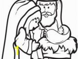 Coloring Pages Of Mary Joseph and Baby Jesus 25 Best Free Christmas Coloring Pages Images