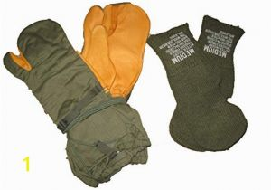 Coloring Pages Of Mittens and Gloves Ficial Us Military Surplus Army Winter Mittens Gloves Size