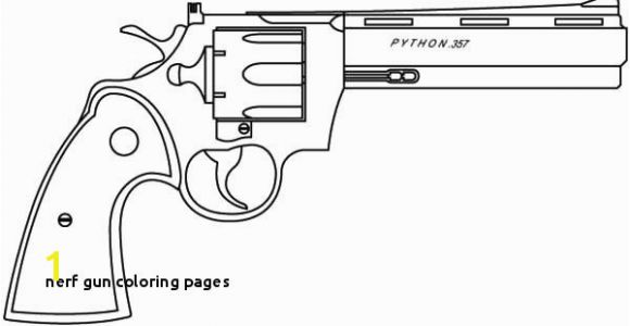 Coloring Pages Of Nerf Guns Nerf Gun Coloring Pages Gun Coloring Pages Free to Print