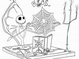 Coloring Pages Of Nightmare before Christmas 20 Free the Nightmare before Christmas Coloring Pages to Print