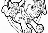 Coloring Pages Of Paw Patrol Paw Patrol Coloring Pages