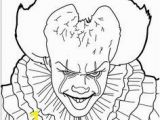Coloring Pages Of Pennywise the Clown 11 Awesome Pennywise the Clown Coloring Pages