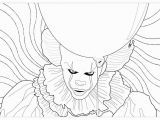 Coloring Pages Of Pennywise the Clown Pennywise Coloring Pages Printable the Clown Disney Cars Fresh
